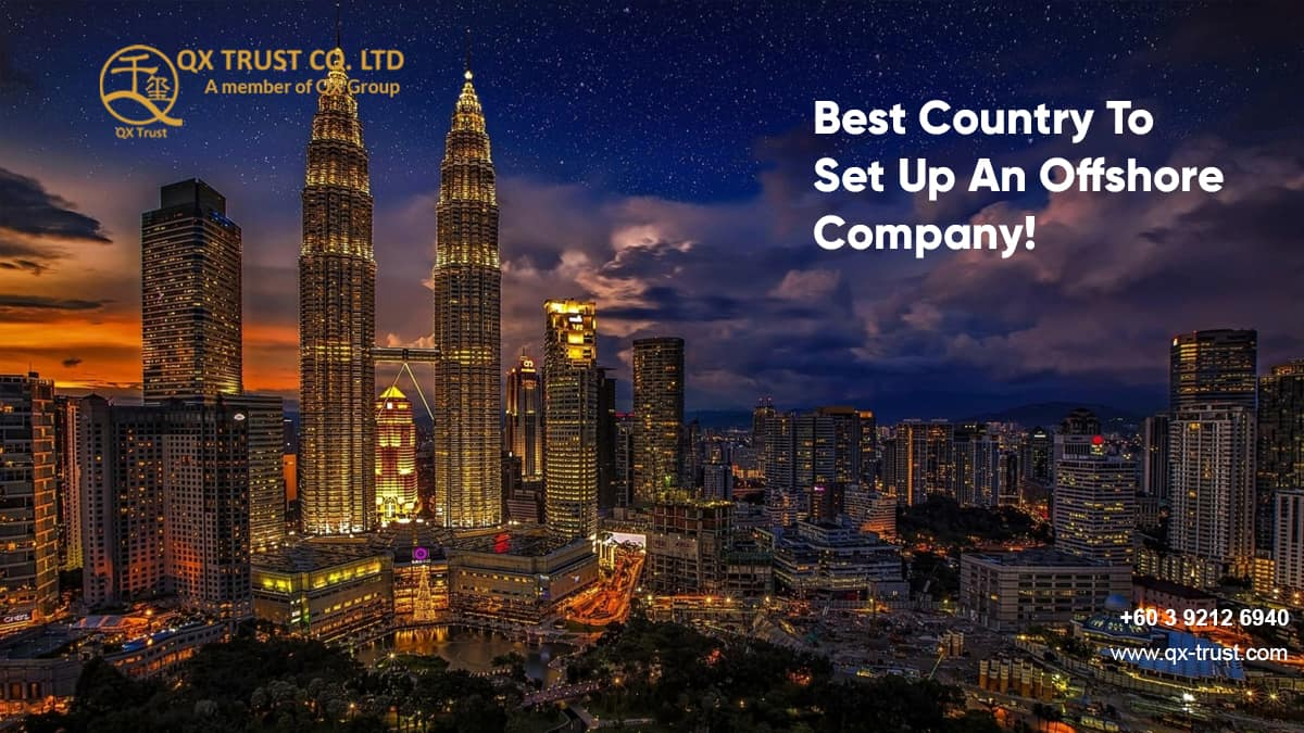 Best Country To Set Up An Offshore Company