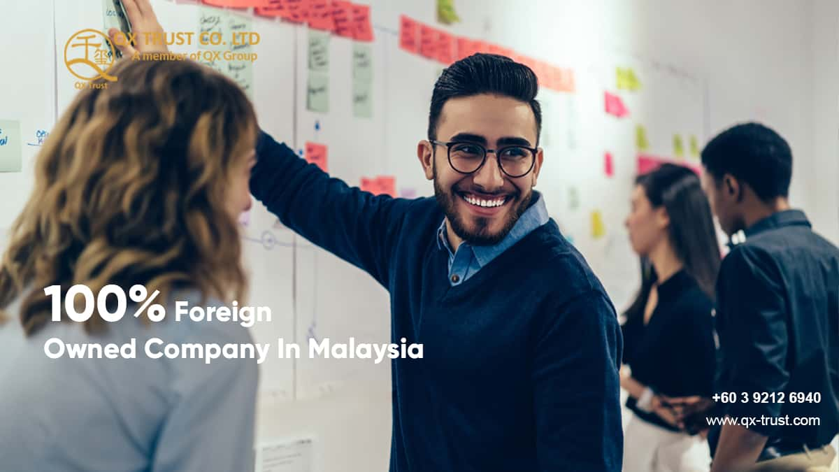 100 Percent Foreign Owned Company In Malaysia
