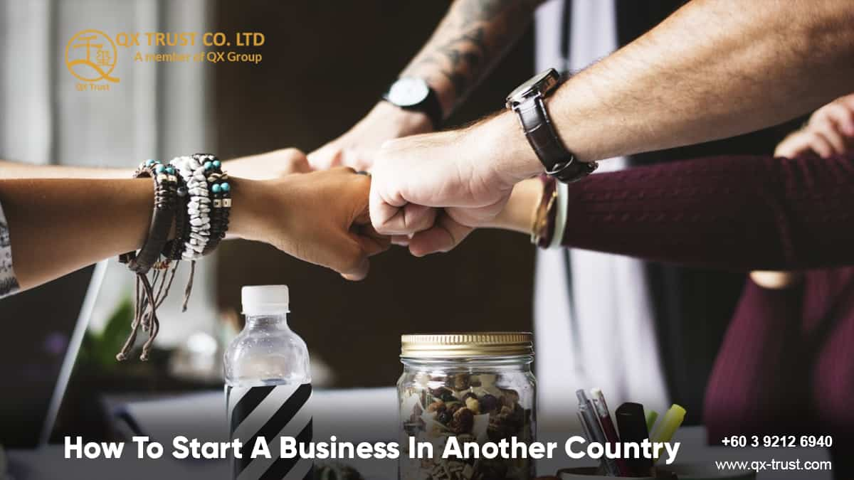 How To Start A Business In Another Country