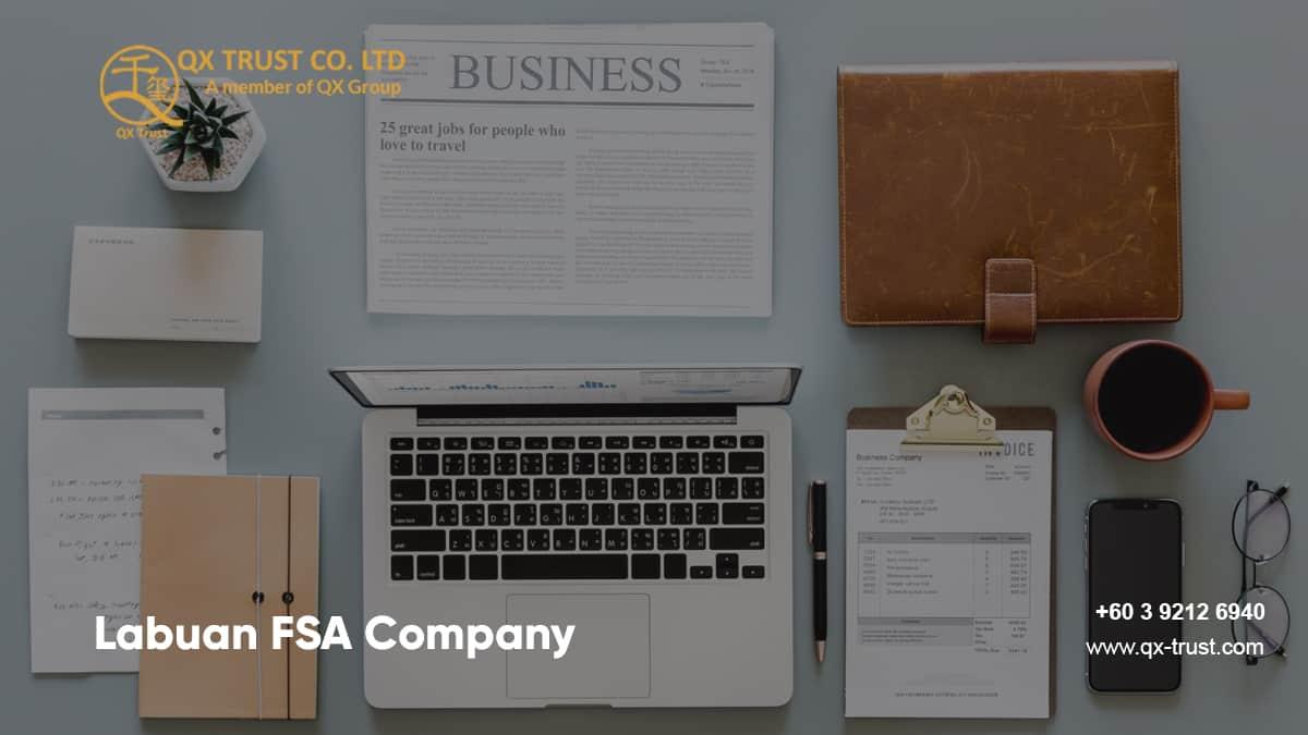 Labuan FSA Company