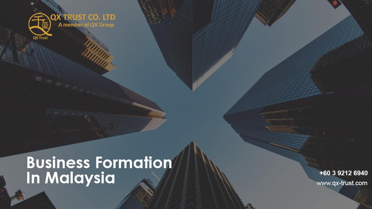Business Formation In Malaysia