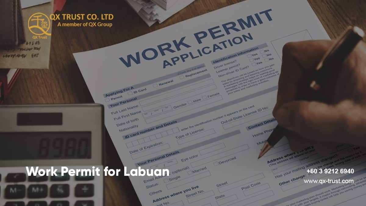 Work Permit for Labuan