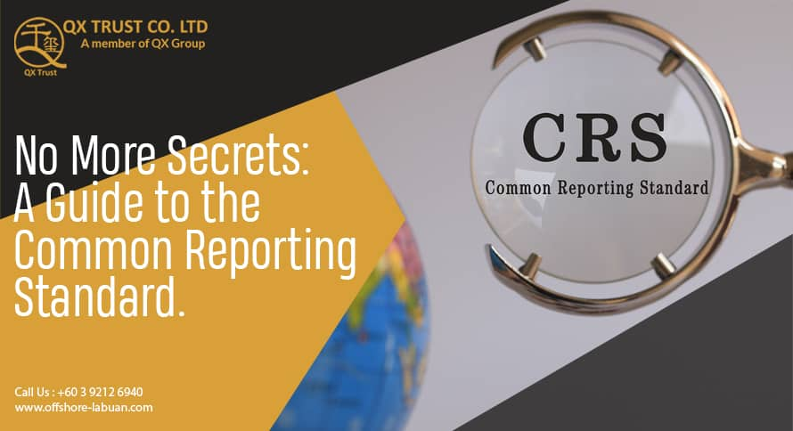 No More Secrets: A Guide to the Common Reporting Standard