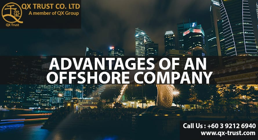 Advantages of An Offshore Company