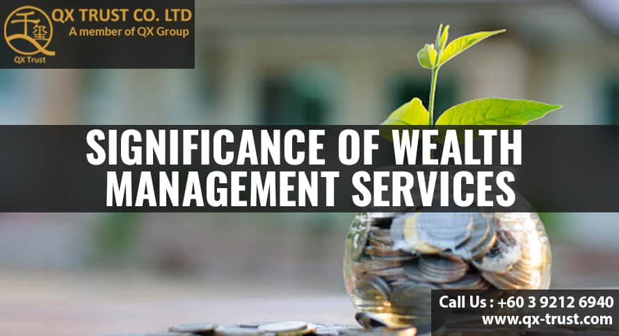 Significance of Wealth Management Services