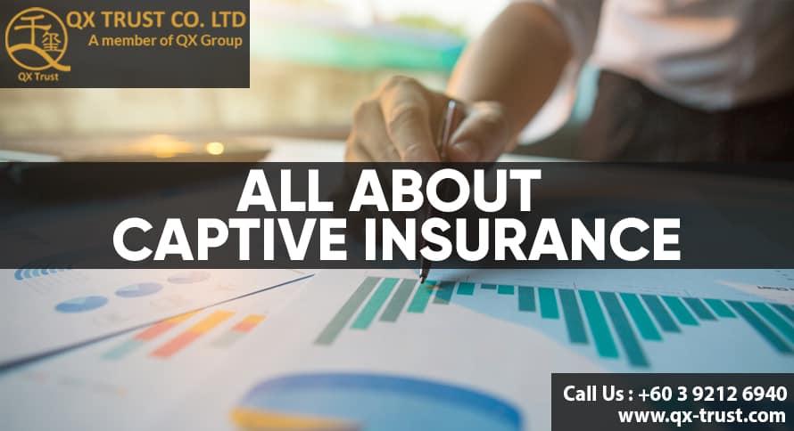 All about Captive Insurance | QX Trust | Offshore Labuan Consultants