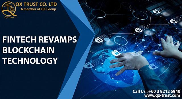Fintech Revamps Blockchain Technology