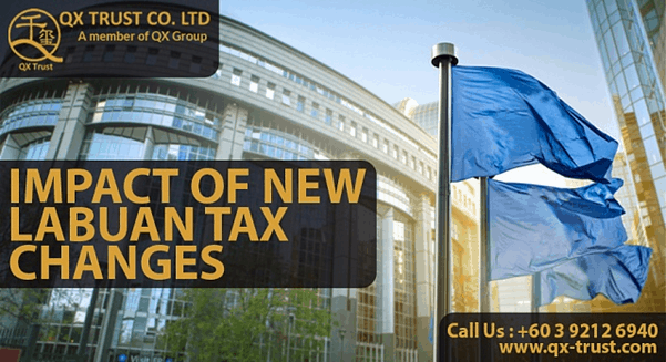 Impact of New Labuan Tax changes | QX Trust | Offshore Labuan Consultants Malaysia