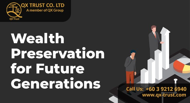 Wealth Preservation for Future Generations | QX Trust | Offshore Labuan Consultants Malaysia